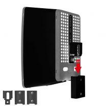 Vebos portable vaegbeslag Sonos Play 3 sort